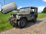 Originele Goede Nekaf Jeep ( Willys M38a1 ) 1957 Te Koop ,For Sale, Zum Verkauf